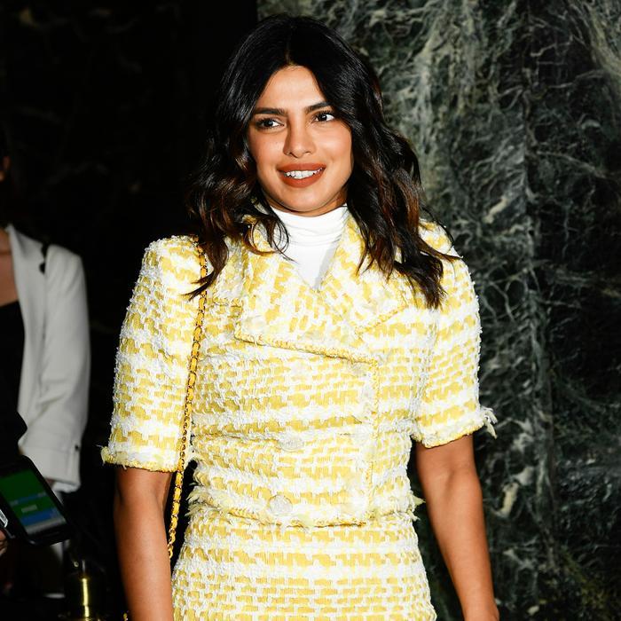 Priyanka Jonas Chanel Outfit