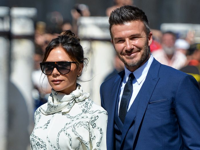 Victoria Beckham Broke the Traditional Wedding Guest Rule People Are Split Over