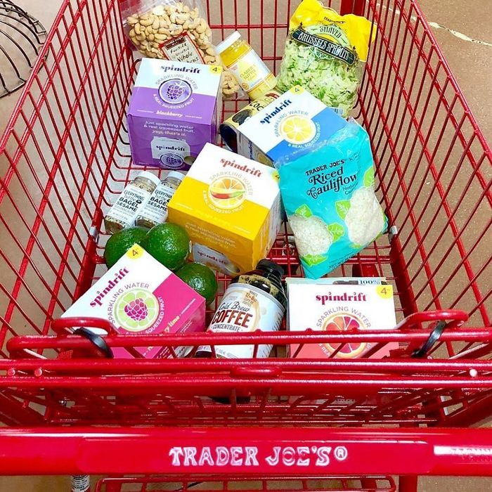 10 Healthy Trader Joe's Snacks