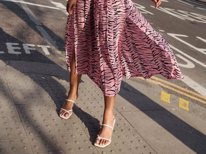 London shoe trends