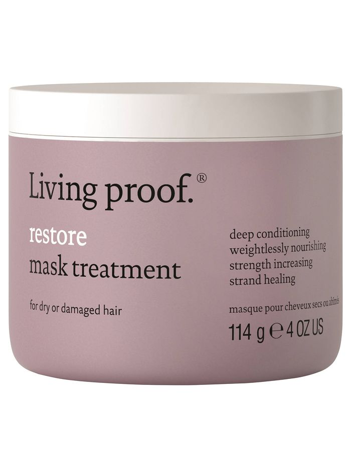 What Causes Hair Damage: Living Proof Restore Mask Treatment