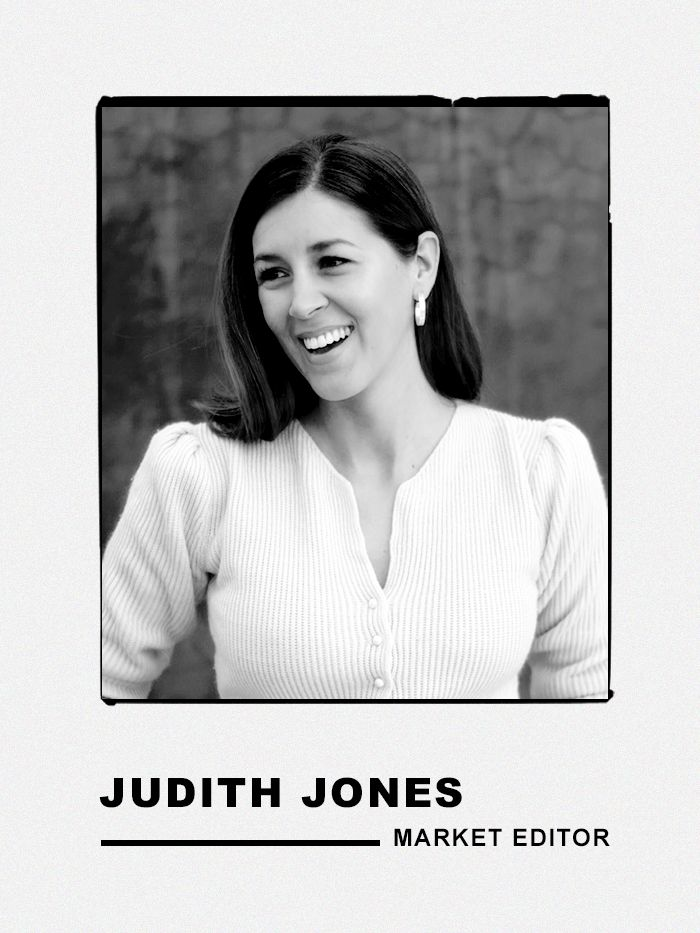Editor Judith Jones Chic Summer Work Outfits