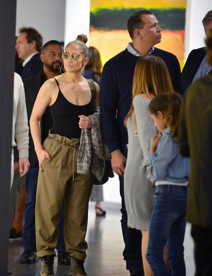 3 Items Jennifer Lopez Wears Instead Of Jeans Who What Wear