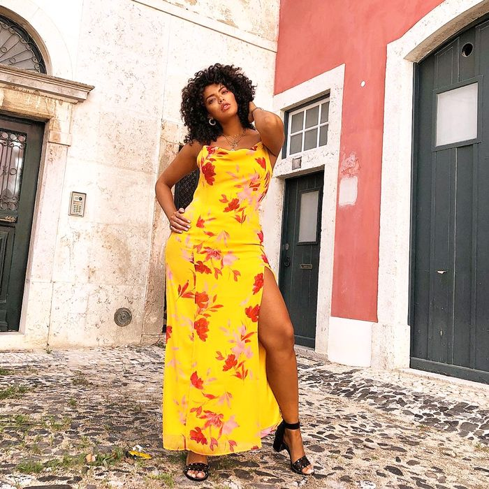 19 pretty summer dress outfits to try