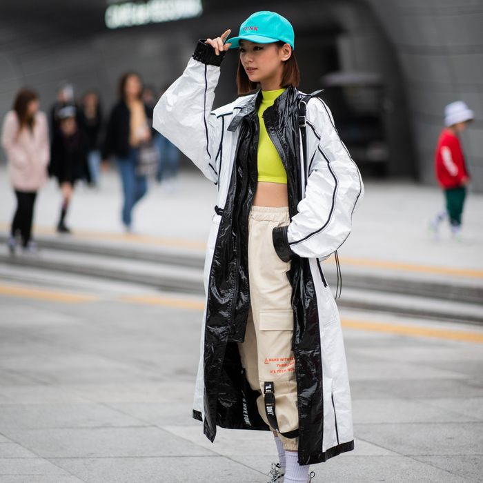 7 Fashion Trends Dominating In Korea Who What Wear