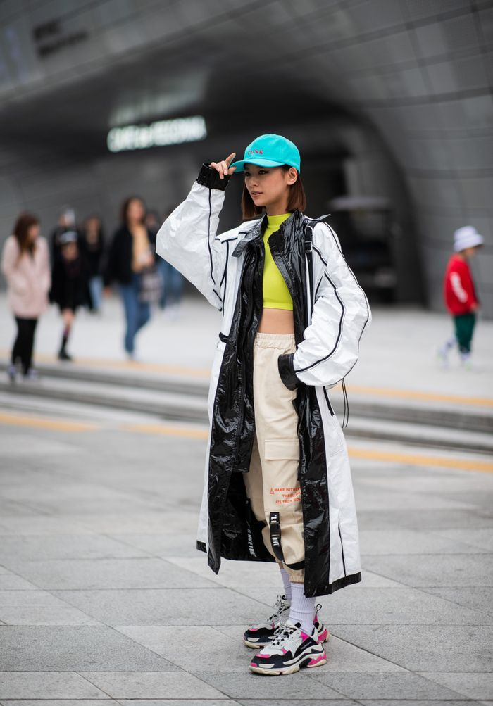 Korean fashion trends