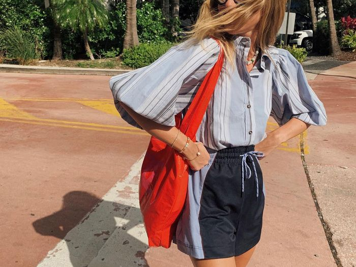 The Unexpected Trend Women Are Rejecting Their Denim Shorts For