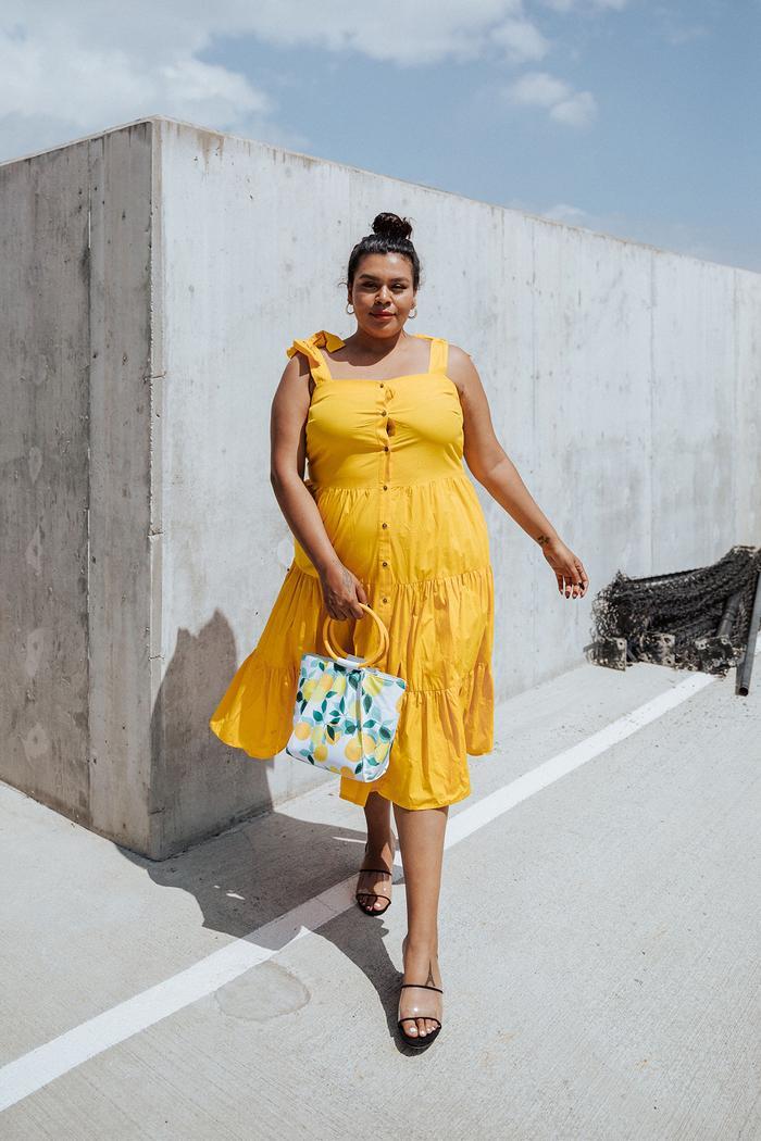 lemon print clothing trend