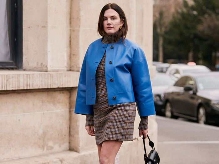 Here's How to Pair Jackets With Dresses