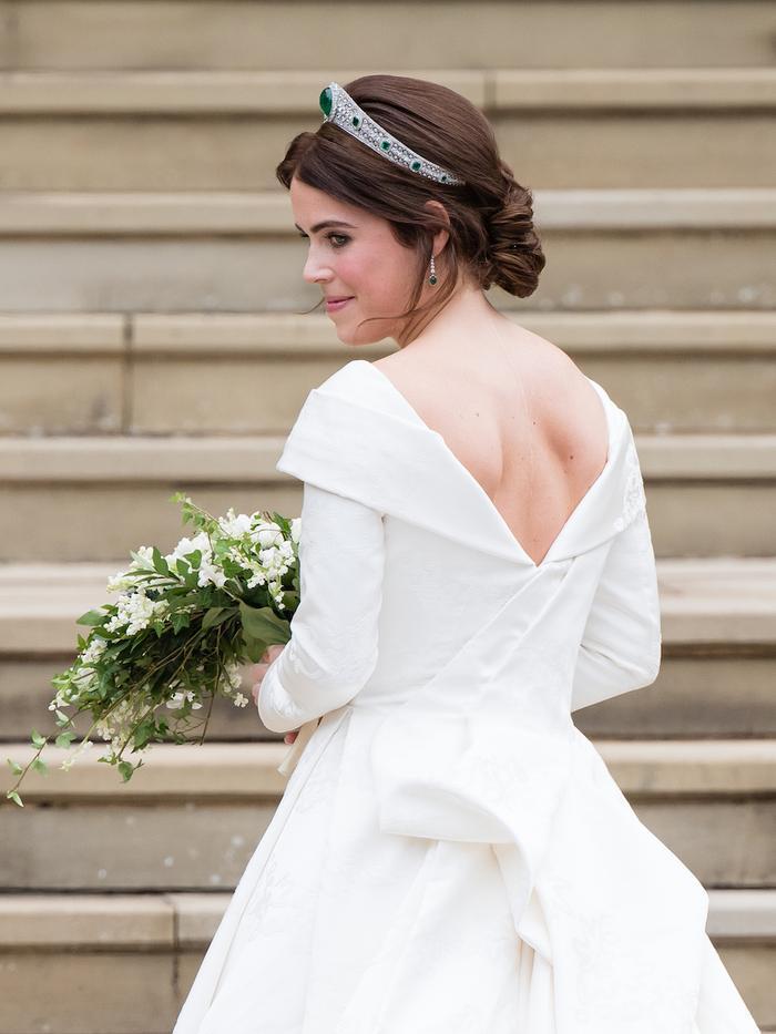 Wedding Makeup: Hannah Martin did Princess Eugenie's bridal makeup