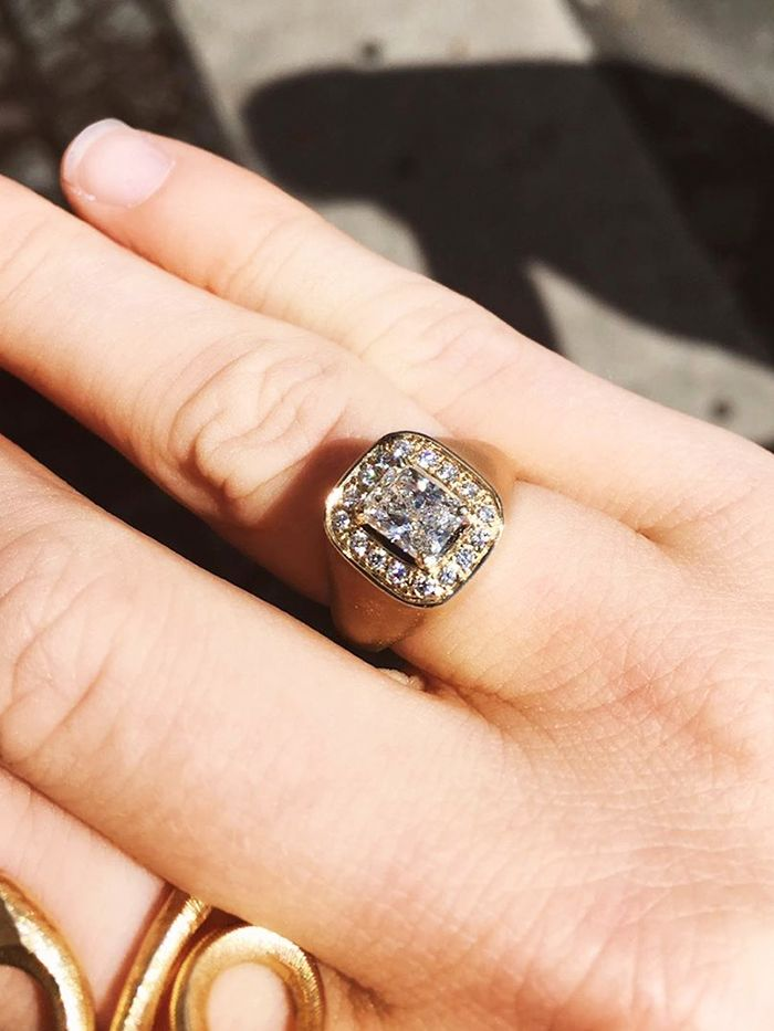 25 Stunning Engagement Rings All Under 1000 Who What Wear