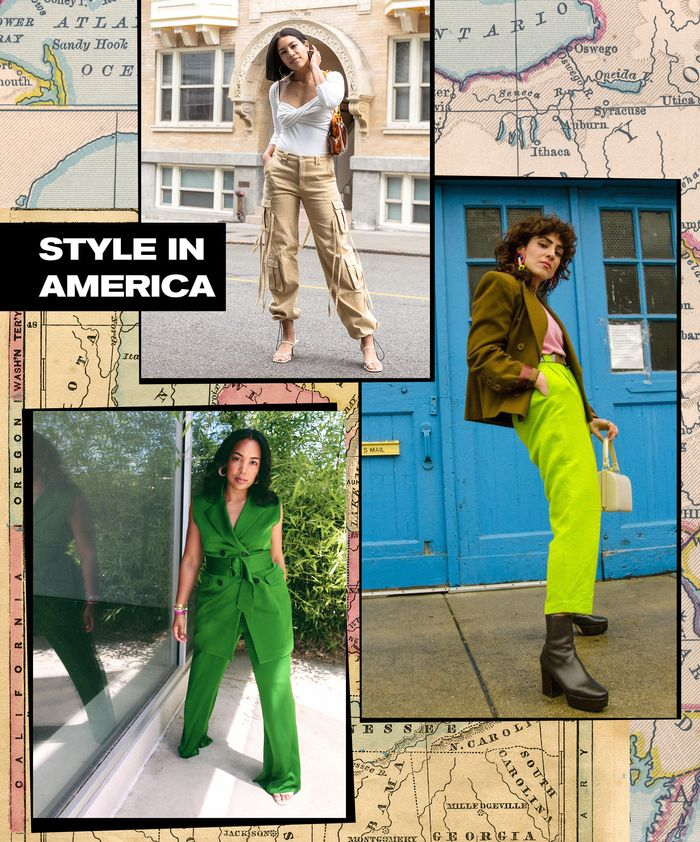 style in America