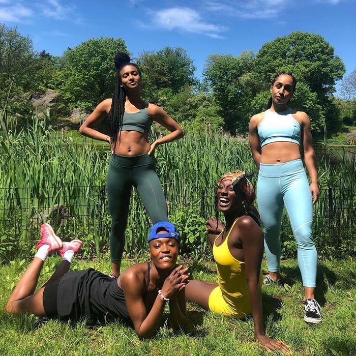 Best Yoga Clothing Brands: Outdoor Voices