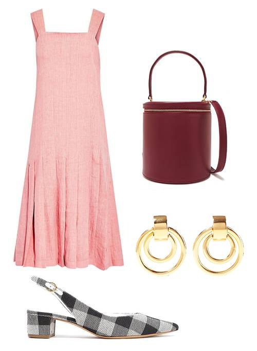 The Outnet summer outfit ideas: Summer wedding
