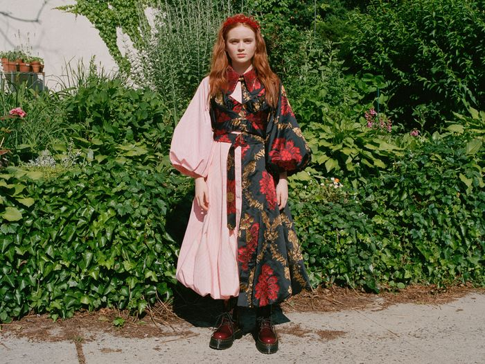 Sadie Sink Doesn't Want You to Define Her Style, Thank You Very Much