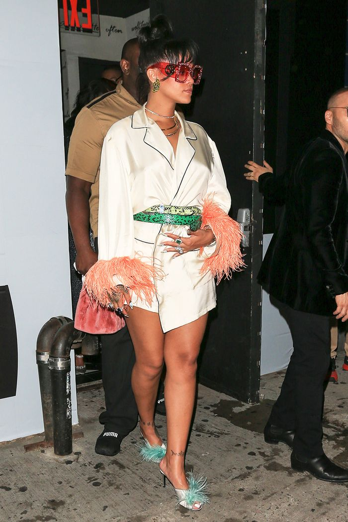 Best Rihanna Fashion Moments