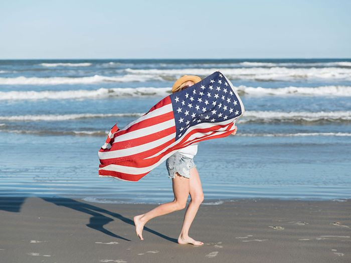 Fourth of July Fitness Health Sales