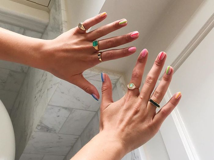 9 Cool Nail Designs I'm Actually Going to Try This Summer