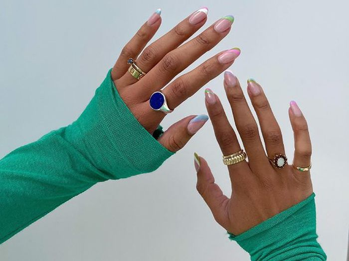 10 Cool Nail Designs I'm Actually Going to Try This Summer