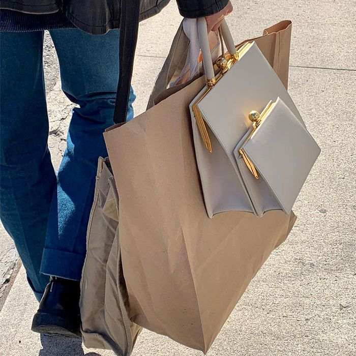 The Bag Trend That Will Be Everywhere in 2 Months