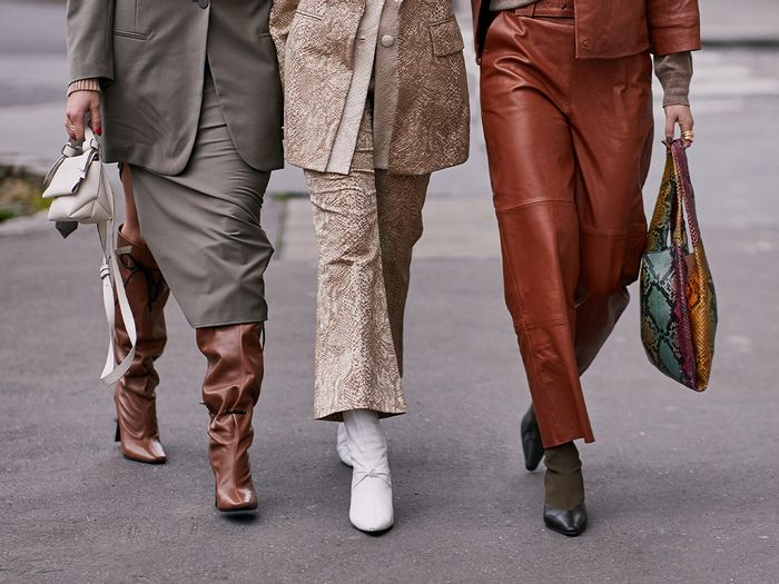 3 Shoe Trends That Are in and Out for