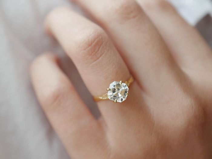 Your Guide to the Most Popular Engagement Ring Settings | Who What ...