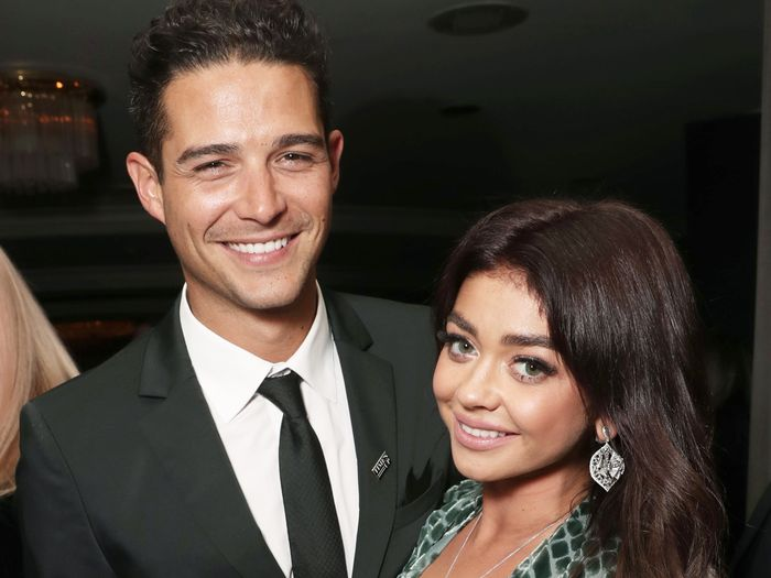 Sarah Hyland's Engagement Ring Is Jaw-Dropping