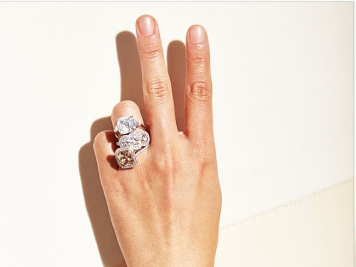 The Best Vintage Engagement Rings For Every Budget Who What Wear