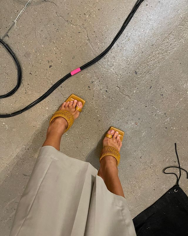 Shoes to wear with skirts