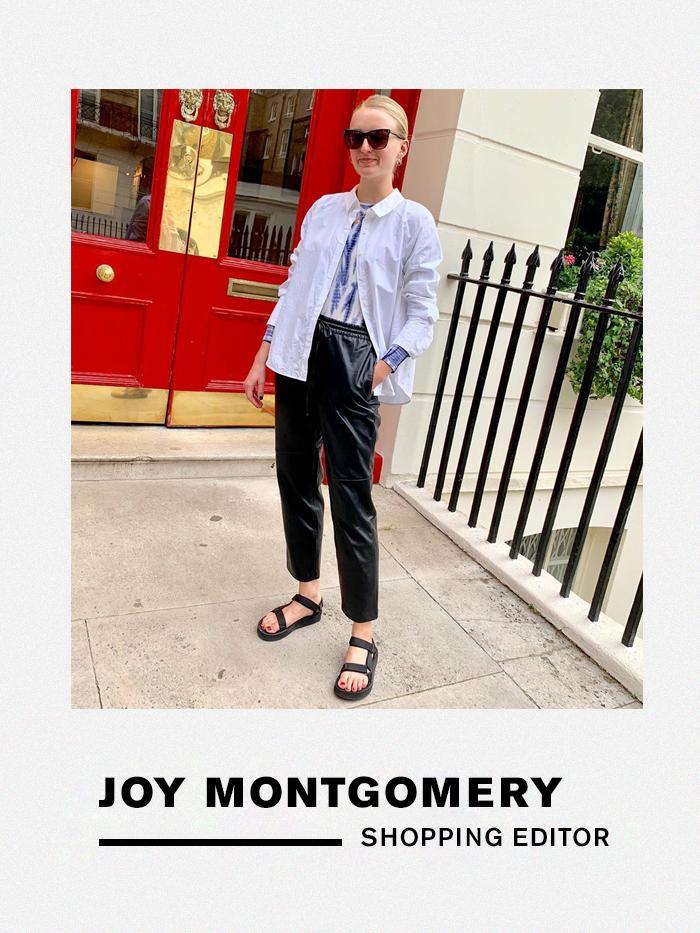 Net-a-Porter wishlists: Joy Montgomery