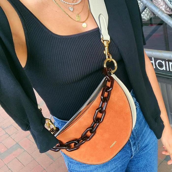 6 Fall Handbag Trends I'm Already Seeing Invade NYC