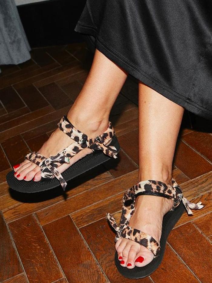 The Arizona Love Sandals Are Finally