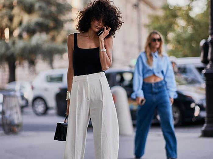 The New Trouser Trend I'm Giving Up My Jeans for This Fall