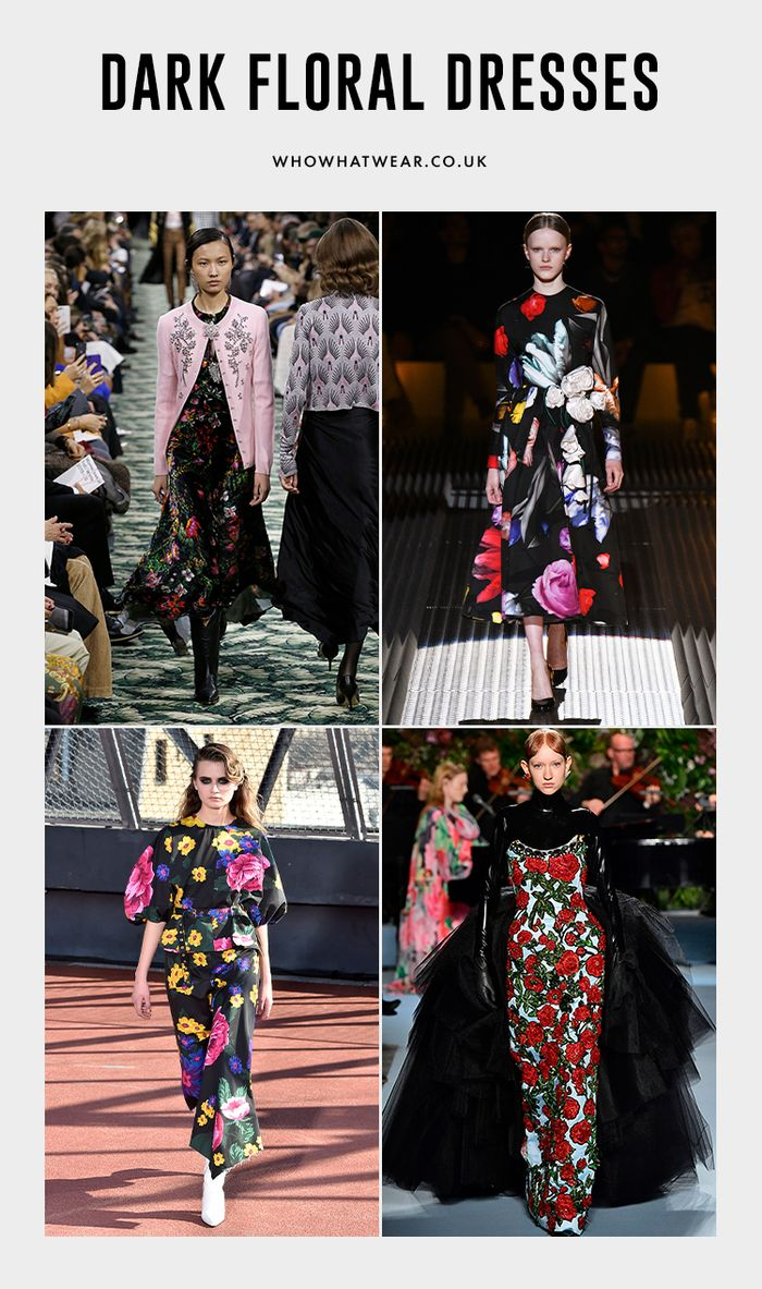 Floral Dress Trend Autumn 2019: Who What Wear's autumn/winter trend report