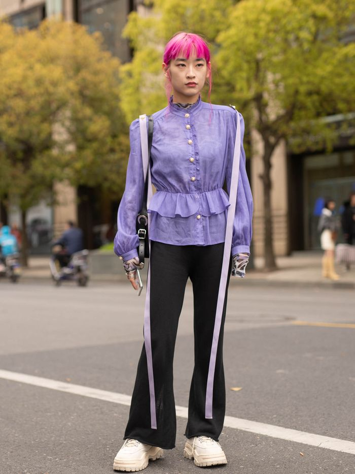 Chinese Fashion Trends