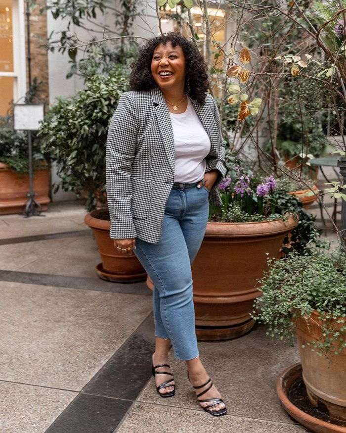 Next Best Buys: Nicole Ocran wears a top-to-toe Next outfit