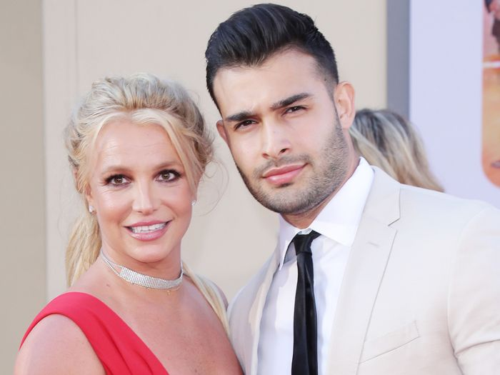 Britney Spears's Engagement Ring Is Stunning