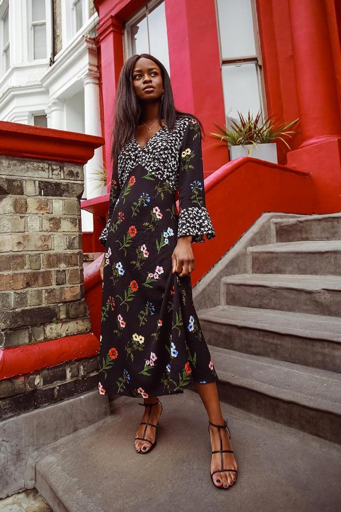 Best Finery dresses: Enis in Finery dress