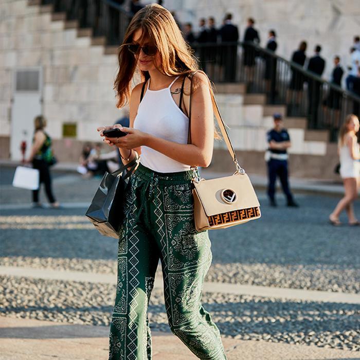 Fendi Bag Street Style