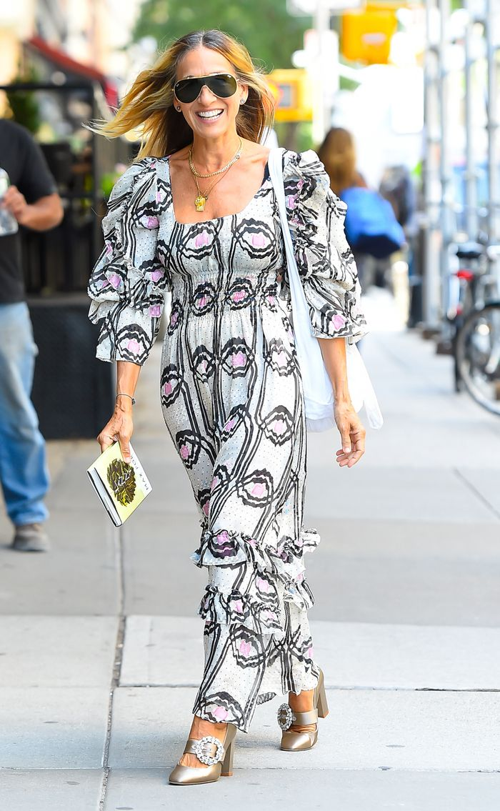 Sarah Jessica Parker Just Wore The
