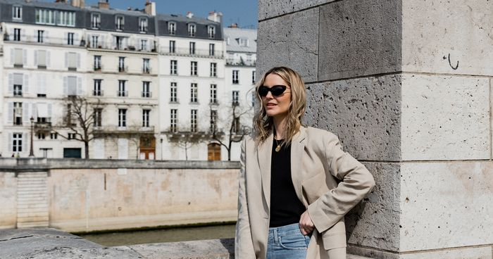 I Moved to Paris, and Now I Exclusively Wear These 4 Items With Jeans