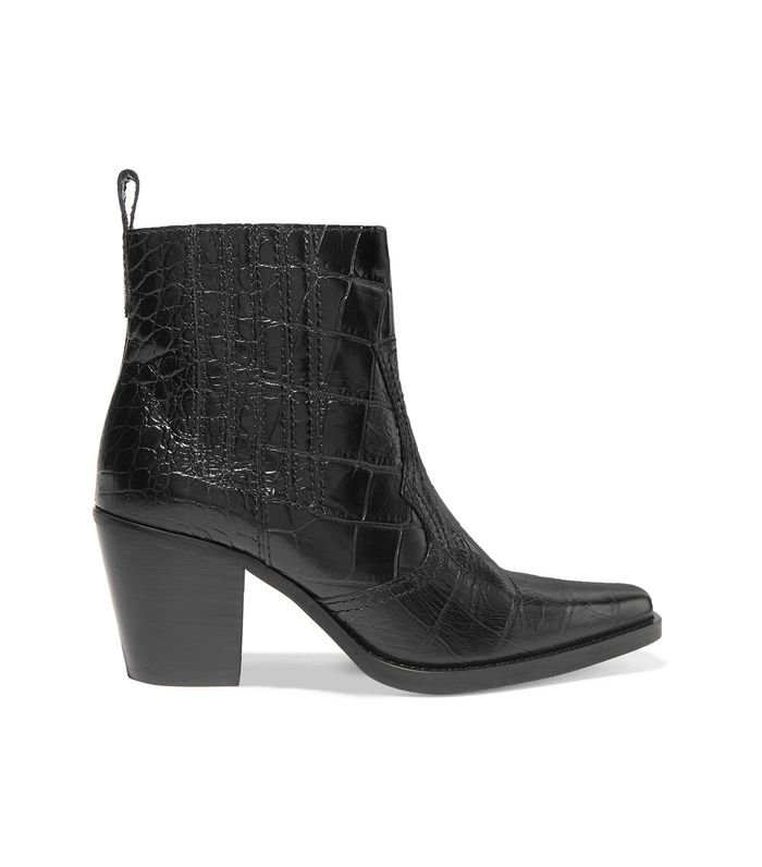 Step Out For The Night Grey High Heel Boots