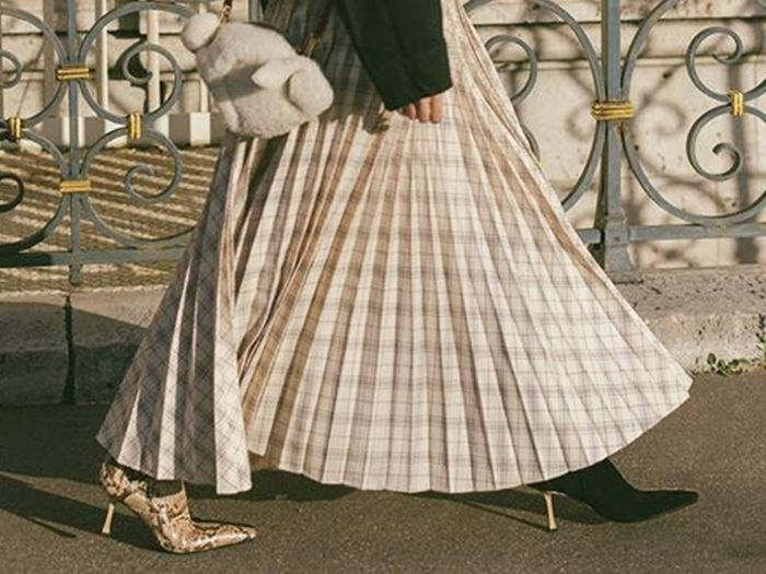 This Is About to Be the Biggest Skirt Trend of Fall