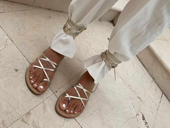 All Our Fashion Friends Are Wearing This £4 Nail Polish With Sandals