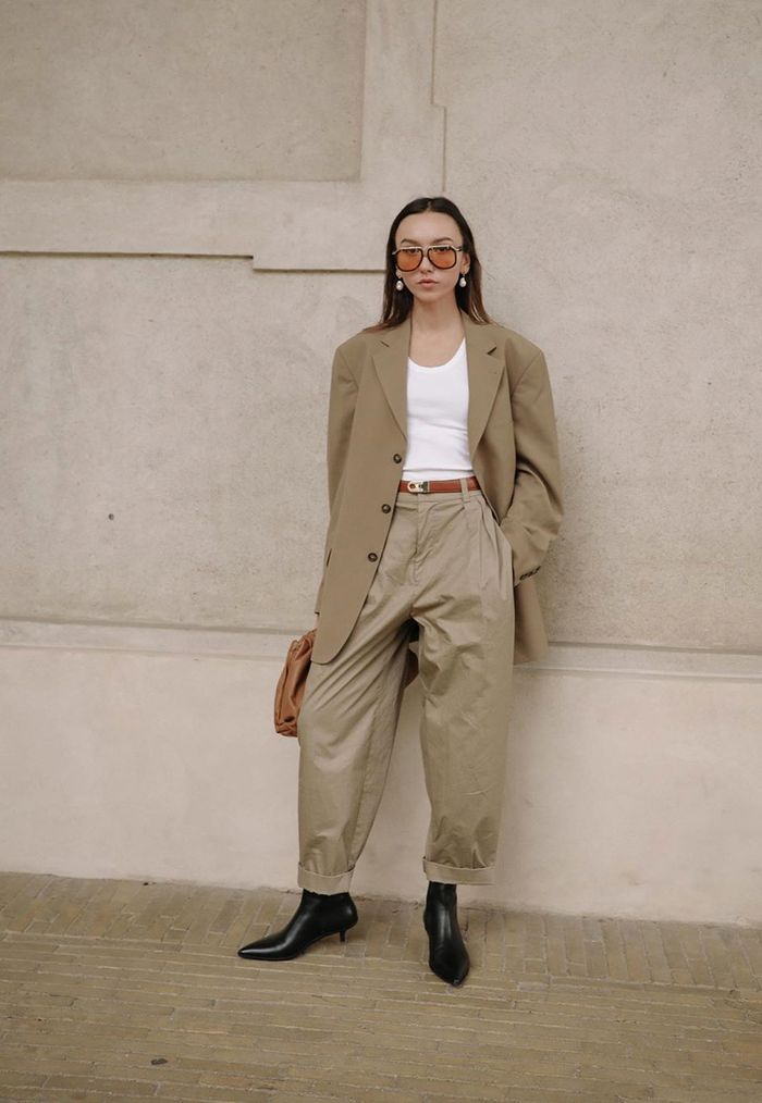 best high street boots for autumn 2019: Beatrice Gutu wearing Vagabond boots