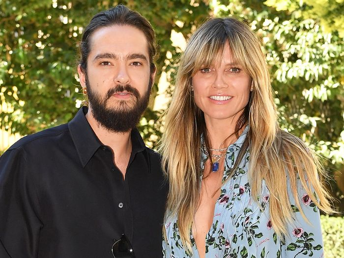 Heidi Klum Got Married in Italy Wearing the Trendiest Wedding Dress