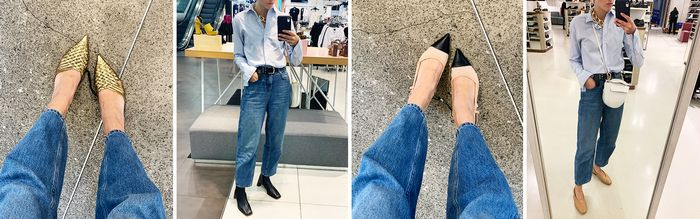 I Tried On Over 50 Pairs of High-Street Shoes—Here's What I Loved