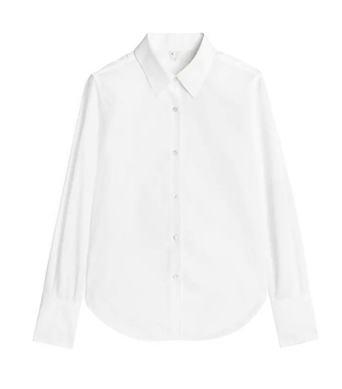 The 16 Best Brands to Find White Shirts for Women | Who What Wear