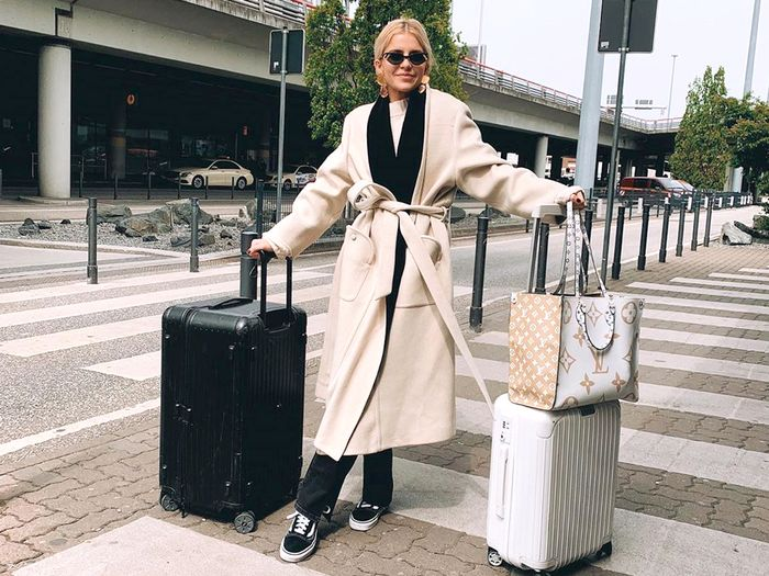 Fall travel outfits
