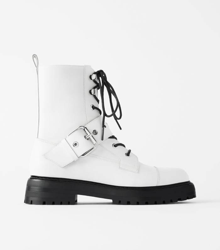 Zara Just Dropped So Many Autumn Boots